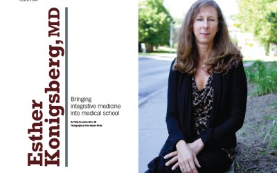 Bringing Integrative Medicine into Medical School